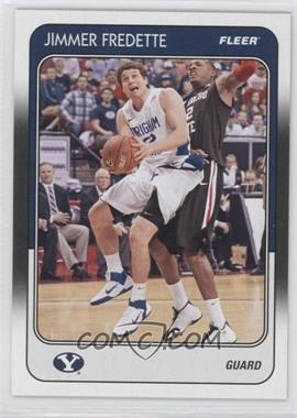2011-12 Fleer Retro - 1988-89 Design #88-JF - Jimmer Fredette