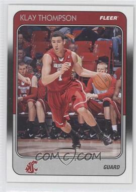 2011-12 Fleer Retro - 1988-89 Design #88-KT - Klay Thompson