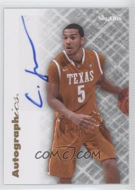 2011-12 Fleer Retro - 1996-97 Autographics Design Autographs #96AU-CJ - Cory Joseph