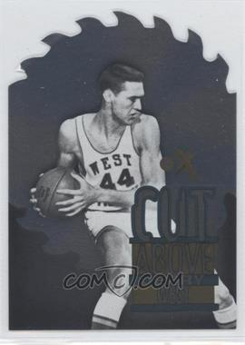 2011-12 Fleer Retro - A Cut Above #25 - Jerry West