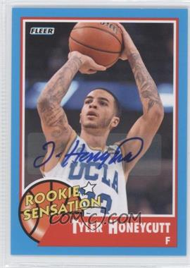 2011-12 Fleer Retro - [Base] - Autographs [Autographed] #72 - Tyler Honeycutt