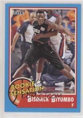 2011-12 Fleer Retro - [Base] #53 - Bismack Biyombo