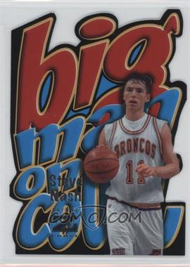 2011-12 Fleer Retro - Big Men on Court #15 - Steve Nash