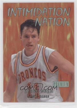 2011-12 Fleer Retro - Intimidation Nation #16 IN - Steve Nash