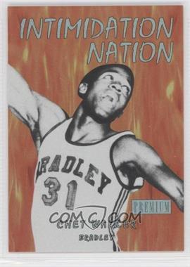 2011-12 Fleer Retro - Intimidation Nation #31 IN - Chet Walker