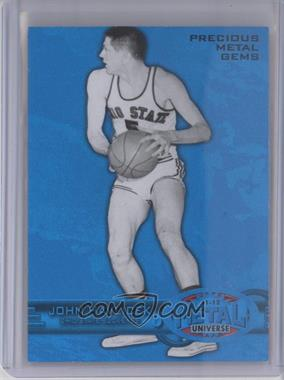 2011-12 Fleer Retro - Precious Metal Gems - Blue #PM-11 - John Havlicek /50
