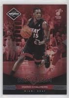 Mario Chalmers [EX to NM] #/49