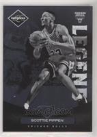 Scottie Pippen #/299