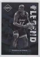 Shaquille O'Neal #/299
