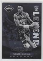 Alonzo Mourning [EX to NM] #/299