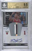 Derrick Rose /5 [BGS 9.5 GEM MINT]