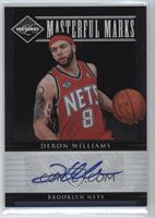 Deron Williams /50
