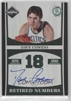 Dave Cowens #18/50