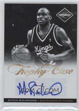 2011-12 Limited - Trophy Case - Signatures [Autographed] #48 - Mitch Richmond /49