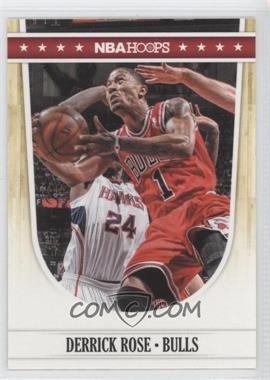 2011-12 NBA Hoops - [Base] - Glossy #28 - Derrick Rose