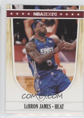 2011-12 NBA Hoops - [Base] #250 - Lebron James
