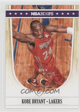 2011-12 NBA Hoops - [Base] #258 - Kobe Bryant