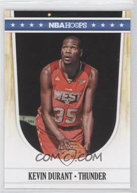 2011-12 NBA Hoops - [Base] #262 - Kevin Durant