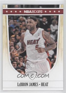 2011-12 NBA Hoops - [Base] #272 - Lebron James