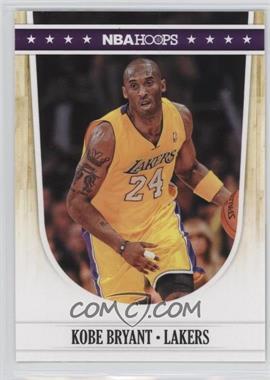 2011-12 NBA Hoops - [Base] #98 - Kobe Bryant