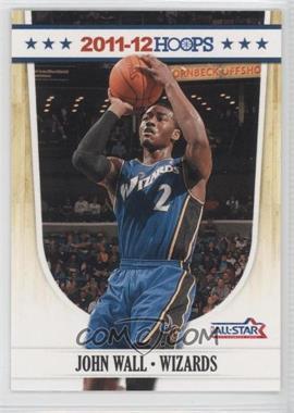 2011-12 NBA Hoops All-Star - [Base] #AS-JW - John Wall