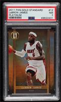 LeBron James [PSA 7 NM] #/10