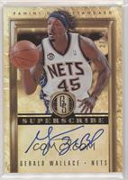 Gerald Wallace #/49