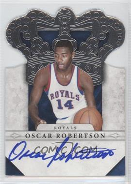 2011-12 Panini Preferred - [Base] - [Autographed] #259 - Oscar Robertson /25