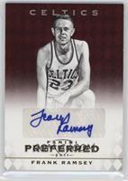 Frank Ramsey /74