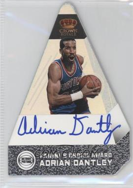 2011-12 Panini Preferred - [Base] - Panini's Choice Silver Signatures [Autographed] #102 - Adrian Dantley /25