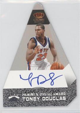 2011-12 Panini Preferred - [Base] - Panini's Choice Silver Signatures [Autographed] #194 - Toney Douglas /25