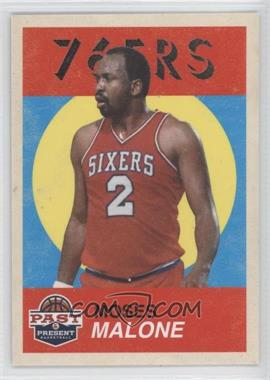 2011-12 Past & Present - [Base] - Variations #48 - Moses Malone