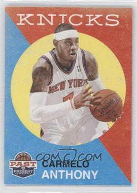 2011-12 Past & Present - [Base] #101 - Carmelo Anthony