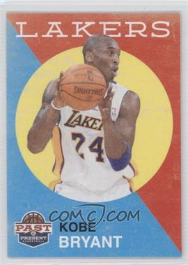 2011-12 Past & Present - [Base] #111 - Kobe Bryant