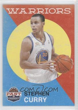 2011-12 Past & Present - [Base] #114 - Stephen Curry