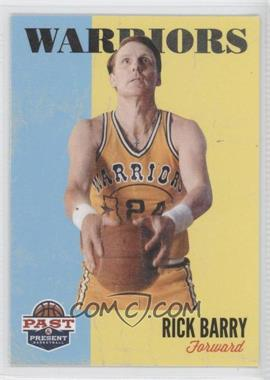 2011-12 Past & Present - [Base] #179 - Rick Barry