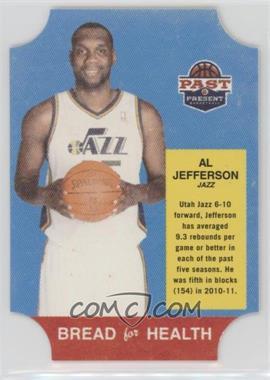 2011-12 Past & Present - Bread for Health #31 - Al Jefferson