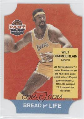 2011-12 Past & Present - Bread for Life #3 - Wilt Chamberlain