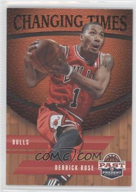 2011-12 Past & Present - Changing Times #27 - Derrick Rose