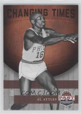 2011-12 Past & Present - Changing Times #4 - Al Attles
