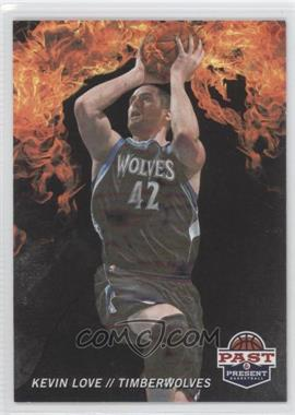 2011-12 Past & Present - Fireworks #13 - Kevin Love