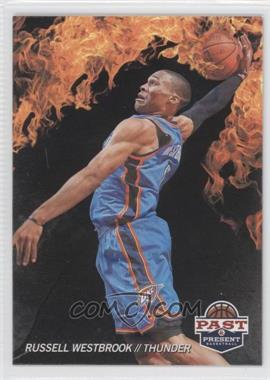 2011-12 Past & Present - Fireworks #15 - Russell Westbrook