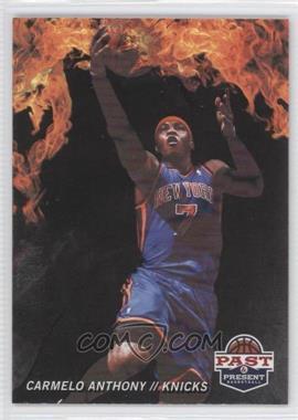2011-12 Past & Present - Fireworks #9 - Carmelo Anthony
