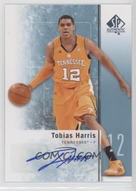 2011-12 SP Authentic - [Base] - Autograph [Autographed] #28 - Tobias Harris
