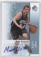 Matt Howard