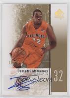 Demetri McCamey /25