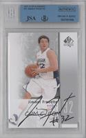 Jimmer Fredette [JSA Certified Encased by BGS]