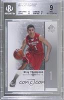 Klay Thompson [BGS9MINT]