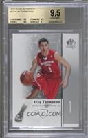 Klay Thompson [BGS 9.5 GEM MINT]