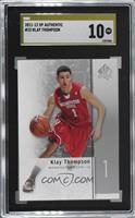 Klay Thompson [SGC10PRISTINE]